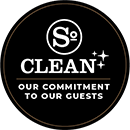 Logo Cleanliness Badge